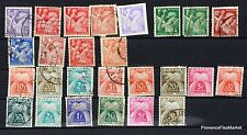 FRANCE lot de timbres PETIT FORMAT  L0327