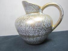 Stangl Antique Gold Bulbous Pitcher 4059
