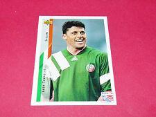 ANDY TOWNSEND IRELAND EIRE FIFA WC FOOTBALL CARD UPPER USA 94 PANINI 1994 WM94