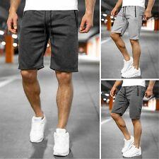 Kurzhose Hose Shorts Sporthose Bermudas Kurze Fitness Basic Herren BOLF Sport