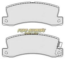 Rear Premier Brake Pads for Toyota Camry 6/91-8/96 DB422