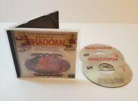 Kingdom II Shadoan PC CD-Rom 1997 ms-dos 2-Disc fmv animated adventure game