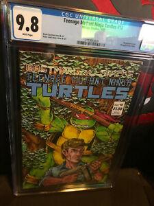 Teenage Mutant Ninja Turtles #12 CGC 9.8 WP Mirage
