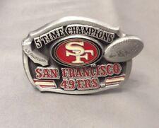 San Francisco 49ers Belt Buckle - NFL