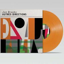 Jon Brooks - Autres Direction Vinyl LP Orange LTD Edition Download Code New