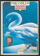 PABLO NERUDA BOOK GEOGRAFIA INFRACTOSA ED LOSADA 1977