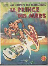 Le Prince des Mers. LUG 1978. KIRBY. ROMITA.  Les Fantastiques n°15