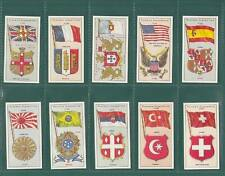 Flags Collectable Player's Cigarette Cards (Pre-1918)