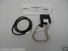 BRABUS Steuergerät F1 mit Kabelsatz und Anleitung Schaltwippen Smart 450 ForTwo