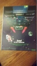 1989 PROMO AD KMD Amps & Processing The Next Generation