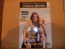 CINEMA RETRO 45 BATTLE OF BRITAIN 50th ANNIVERSARY SPECIAL 26 PAGE MICHAEL CAINE