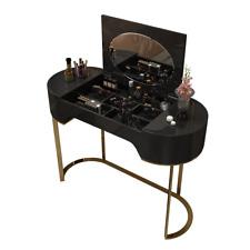 Konsolen Tisch Schminktisch Schmink Tische Konsole Schlaf Zimmer Sekretär Metall