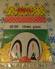 Carnival Party Favors Bo Bo Clown Game Party Supplies New