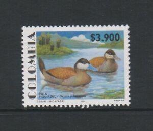 Columbia / Colombia - 2002, Rudy Ente, Vogel Briefmarke - MNH - Sg 2246