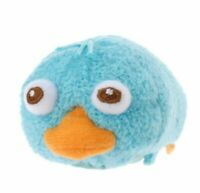"New Disney TSUM TSUM Perry the Platypus Mini Plush Toys Screen Cleaner 3.5""/9cm"