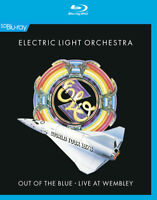 ELO: Out of the Blue Tour - Live at Wembley Blu-Ray (2015) ELO cert E ***NEW***