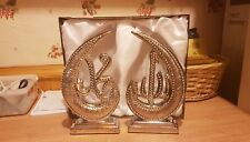 Islamic Ornament With Allah And Muhammad Name, Islam, Gift, Present