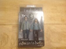 Twilight Edward & Bella Action Figure 2-Pack Set Neca Reel Toys Factory Sealed