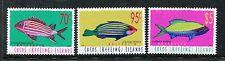 Cocos Islands 327-329 , MNH, Marine Life Fish, 1998. x18788