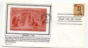 1610 $1. Rush Lamp, Americana series, Carrollton FDC