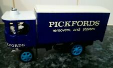 Code 3-Matchbox Yesteryear Y37 Garrett Steam Wagon Pickfords Box van