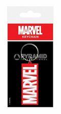 Official Marvel - Logo - Rubber Keyring