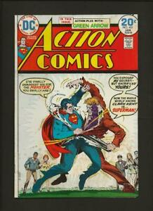 Action Comics 431 FN 6.0 High Definition Scans