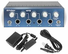 Presonus HP4 4 Channel Headphone Amplifier Monitoring System HP-4