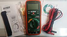 Digital Multimeter Extech EX470 CAT II 1000 V, CAT III 600 V