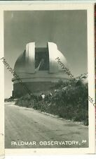 CALIFORNIA,LA JOLLA  PALOMAR OBSERVATORY REAL PHOTO VINTAGE (CA-L2)