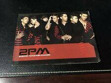 Kpop 2pm Time For Change Official Album Pre-owned No Photocard