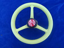 RARE ! VOITURE A PEDALES Pedal car - MORELLET GUERINEAU ? VOLANT Steering wheel