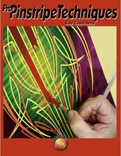 Pro PinstripeTechniques Book by East Coast Artie~Forty years of experience~ NEW!