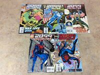 2099 UNLIMITED #6,7,8,9,10 LOT OF 5 NM COMIC 1994-1995 MARVEL