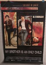 Original Movie Poster My Brother Is An Only Child Single Sided 27x40