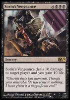 1x SORIN'S VENGEANCE - Rare - M12 - MTG - NM - Magic the Gathering