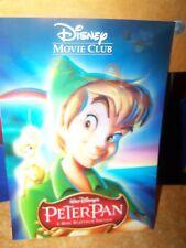 Disney Peter Pan 3d lenticular card