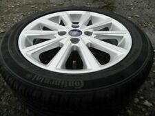 Fiesta Aluminium All-Weather Car Wheels with Tyres