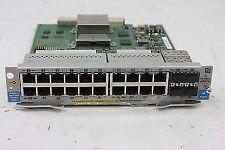 HP ProCurve J8705A 5400zl 20-Port 10/100/1000 Switch W/4-Port Mini-GBIC Module