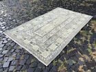 Turkish rug, Vintage rug, Handmade rug, Large rug, Wool, Carpet | 4,8 x 8,0 ft