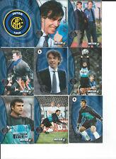 INTER 13° Scudetto 1999-2000 SERIE COMPLETA 100 CARDS : BELLISSIME