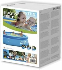 New listing Intex 10ft x 30in Easy Set Above Ground Swimming Pool no Pump Free Fast Shipping