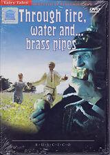 russian DVD ОГОНЬ ВОДА И МЕДНЫЕ ТРУБЫ Through Fire, Water And… Brass Pipes