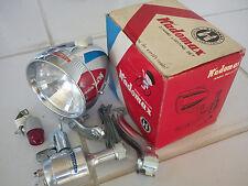 Vintage N.O.S Bicycle Light Dynamo Set 'KADOMAX' 12V-6W for RALEIGH SCHWINN NEW