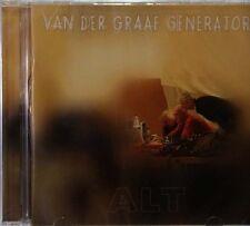 Van Der Graaf Generator-Alt UK prog cd