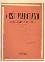 Cesi - Marciano: Anthologie Klavier Für die Jugend, Heft 6 ° - Erinnerungen