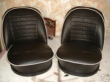 TRIUMPH TR3 LEATHER SEAT COVERS