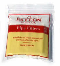 FALCON International Pipe Filters - 1 bag of 50