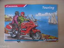HONDA Touring'98 Collection prospetto/brochure/DEPLIANT, CH (D, F, I), rare!