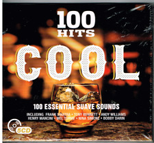 Cool - 100 Hits - New & Sealed - 100 Essential Suave Sounds - 3CDs